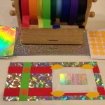 Sparkle paper crafting