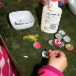 Bottle top charms