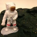 Space play dough