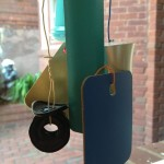 Recycle-craft wind chimes
