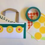 Paper purse making