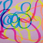 Fluorescent markers and transparencies