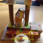 Recycle craft construction