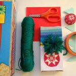 Up-cycled gift boxes