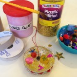 Ribbon- and tape-roll recycle craft