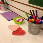 Not too late for Valentine card making