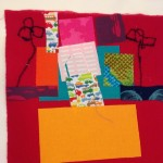Quilting with fusible fabric