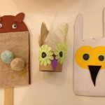 Crafting puppets