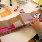 Designing artist trading cards