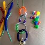 Circle charm jewelry making