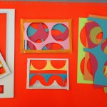 Negative space compositions