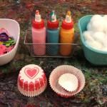 Baking gluey cupcakes