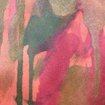 Liquid watercolors
