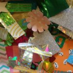 Fathers' Day card making