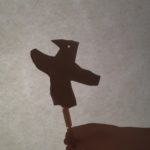 Shadow puppets (and puppet show!)