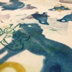 Stamping with animal stamps
