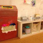 Mail making station