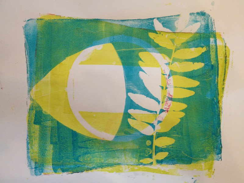 Printmaking for 5-7s: Section 1 (Winter 2020)