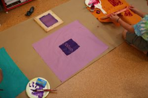 Printmaking for 8-10s: Shape, Pattern and Print (Winter 2020)