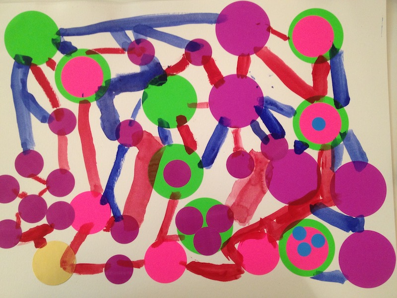 Art and Science for 4-5s: Section 2 (Early Fall 2020)