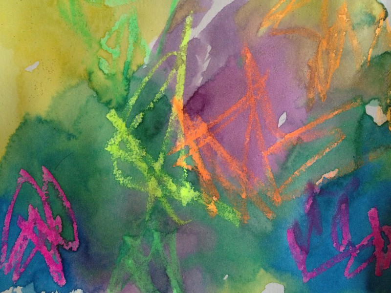 Art Exploration for 3-4s: Fridays at 10:00 (Spring 2021)