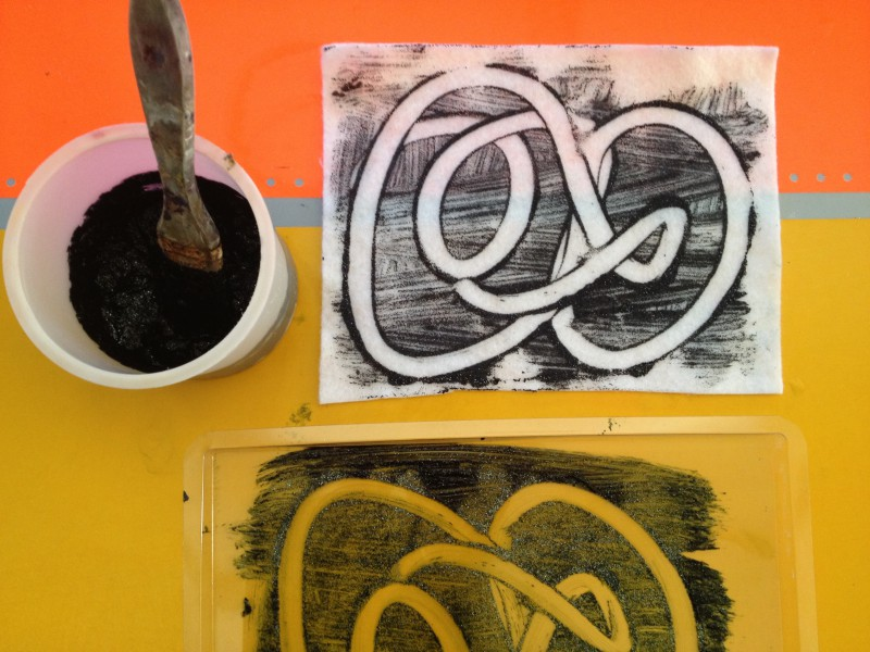 Paint, Print, Sculpt for 4-5s: Mondays at 1:00 (Early Winter 2021)