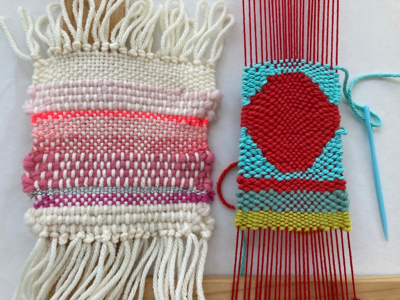 Thread, Stitch, Weave for 9-12s: Wednesdays at 3:30 (Early Fall 2021)